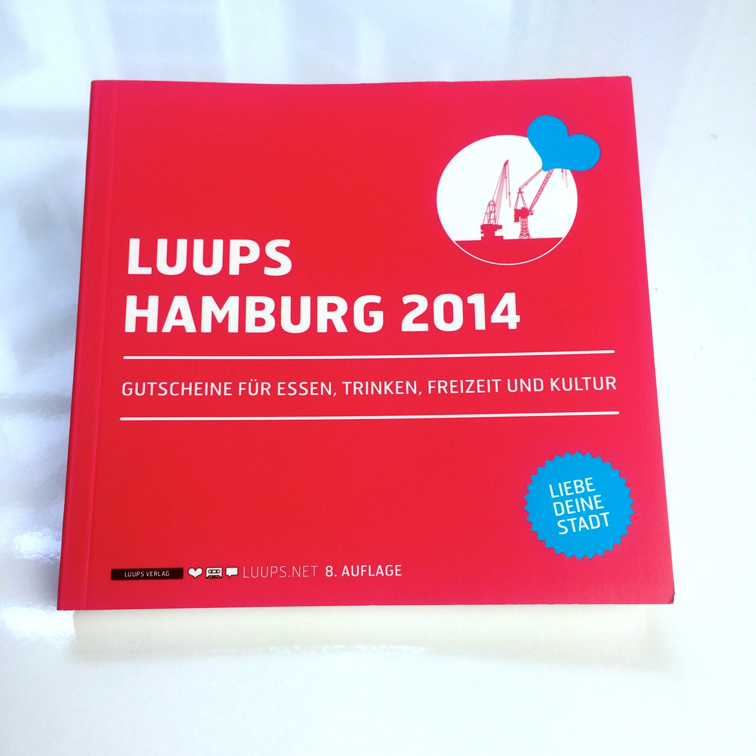 luups hamburg 2014 das gutscheinbuch. Black Bedroom Furniture Sets. Home Design Ideas