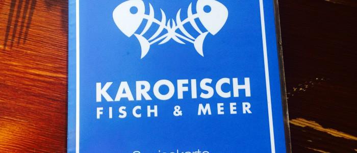 Karofisch-Karte
