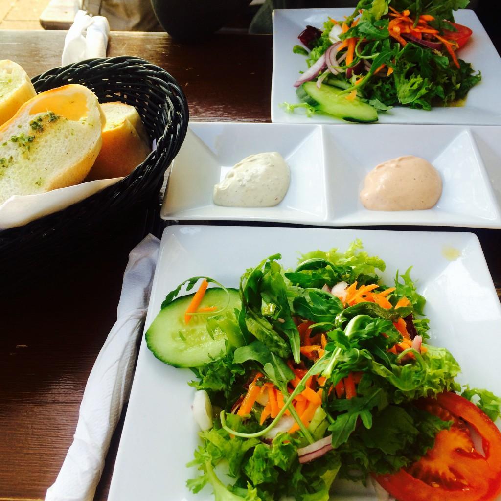 Karofisch Salat