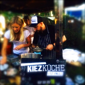 KiezKüche St.Pauli beim Street Food Thursday