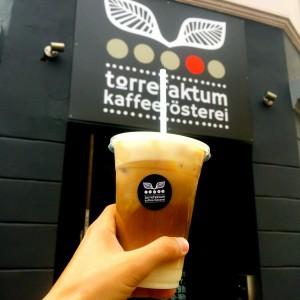 Torrefaktum Iced Cappuccino