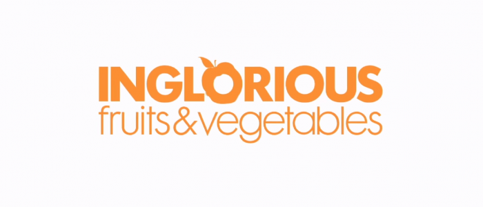 Inglorious Fruits and Vegetables Logo