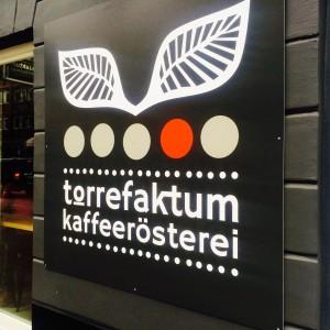 Torrefaktum Logo außen