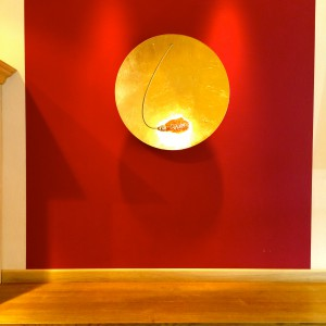 Lampe im CurryQueen Hamburg