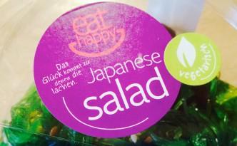 Eat Happy Wakame Salat