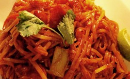 London lokal: vegetarisches Pad Thai im Elephant Royale