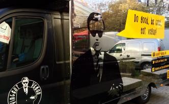Rückseite des Vincent Vegan Trucks