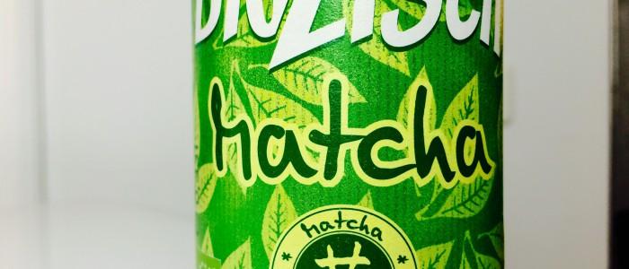 Label des BioZisch Matcha