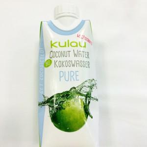 Kokoswasser von Kulau im Päckchen