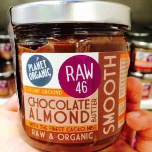 Chocolate Almond Butter von Planet Organic