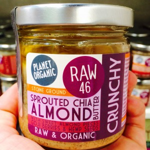 Chia Almond Butter von Planet Organics