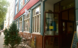 Der Schanzenstern Hamburg - Außenansicht