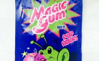 Magic Gum Verpackung