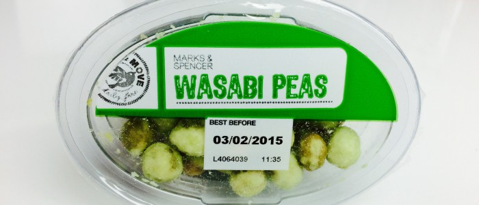 Pastikbox Wasabi Erbsen