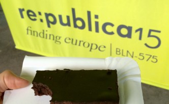 republica Essen: Schokokuchen