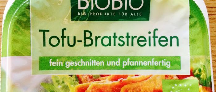 BioBio Tofu-Bratstreifen nVerpackung