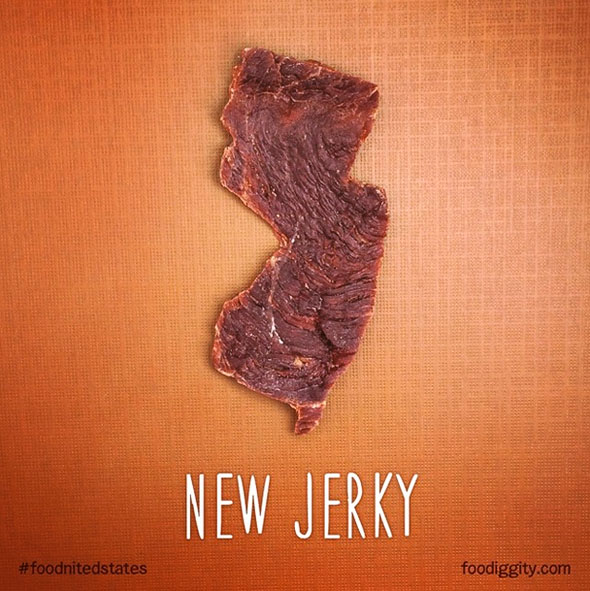 New Jerky - Foodnited States of America