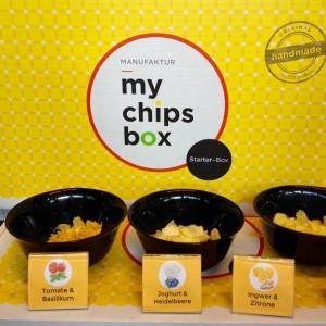 Drei Chipsschalen von my chips box