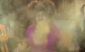 GloZell Green Challenges - Zimtwolke der spuckenden GloZell
