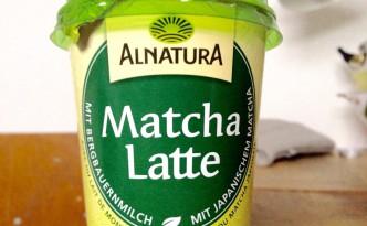 Alnatura Matcha Latte