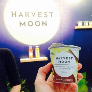 Der neue Harvest Moon Kokosnussmilchjoghurt Zitrone