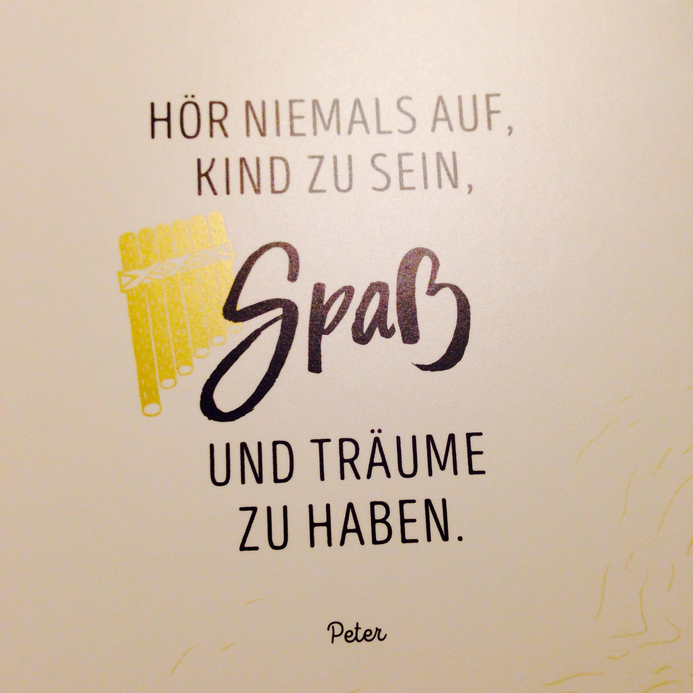 Peter pane pre opening hamburg gabelartist for Hamburg zitate