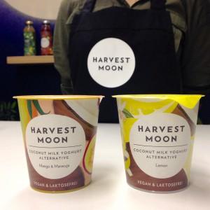 Harvest Moon Kokosnussmilch Joghurt mit Fruchtgeschmack