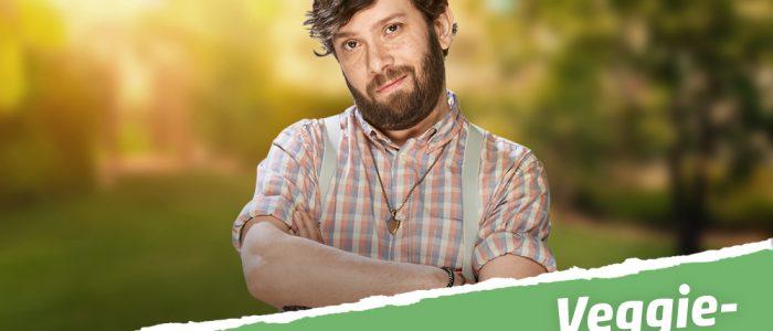 Veggie-Valentin Plakat / Banner