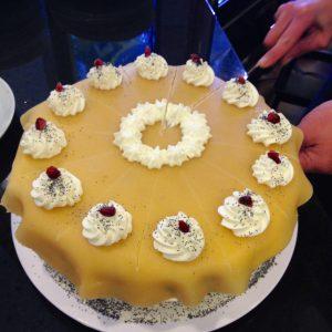 Torte im Samocca - Walsrode Restaurants
