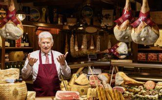 Prosciutto di San Daniele und Grana Padano Produkte und Verkäufer