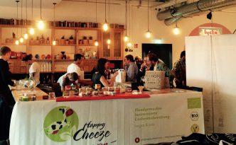Barbereich des amburg Startup Food Mixer 2016
