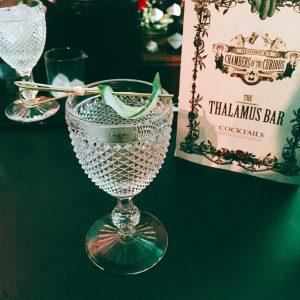 Hendrick's Martini mit Gurke statt Olive