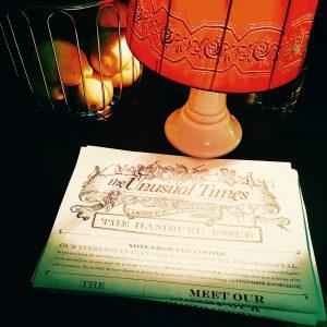 The Unusual Times - Zeitung der Thalamus Bar Hamburg