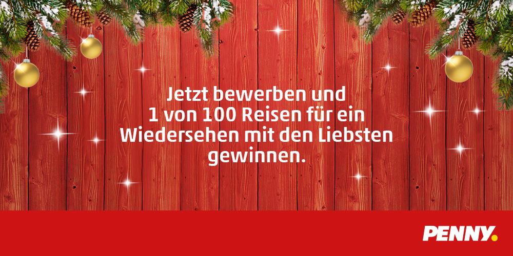 Bewerbungstext - PENNY Weihnachtswunder