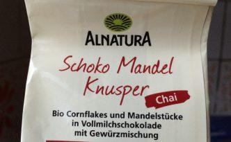 Schoko Mandel Knusper Chai
