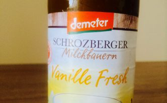 Schronzberger Vanille Fresh im Close up