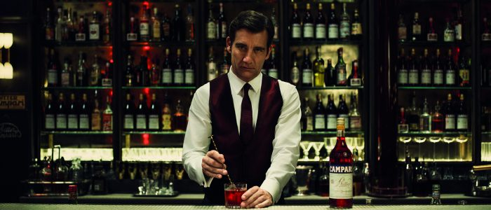 Campari Red Diaries - Floyd alias Clive Owen
