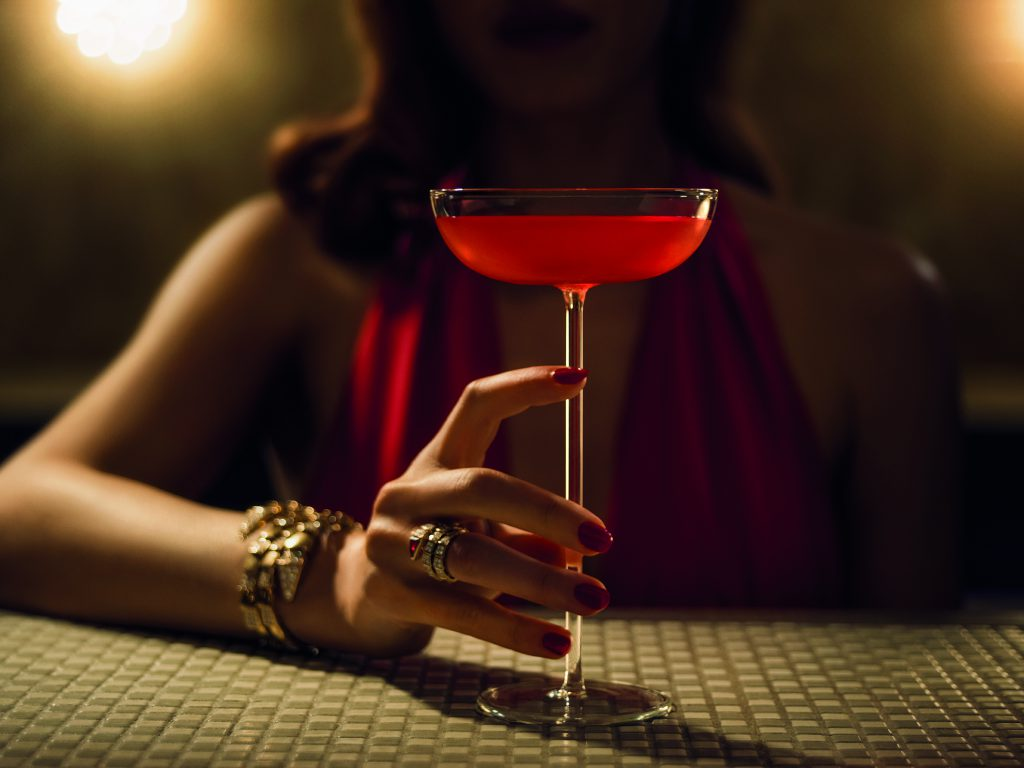 Campari Red Diaries - The Killer In Red - Cocktail Shoot